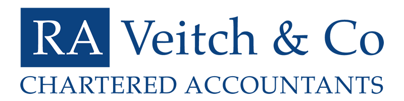 R A Veitch & Co SPECIALISING IN ACCOUNTING, AGED CARE PLANNING, SUPERANNUATION AND SMSF